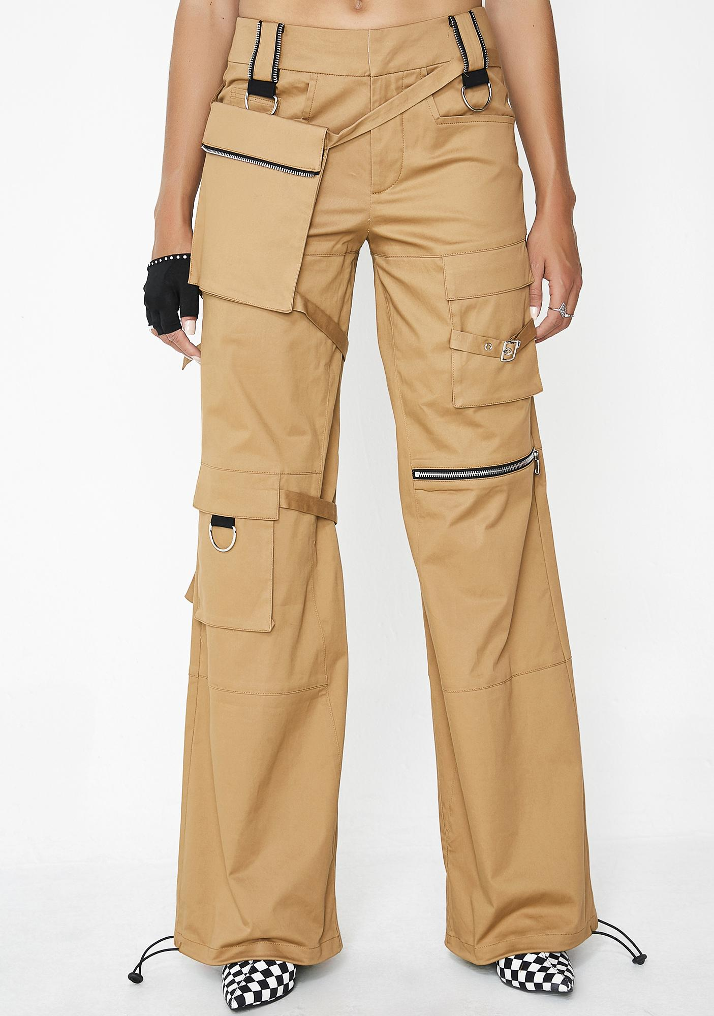 Harper Pants by I Am Gia