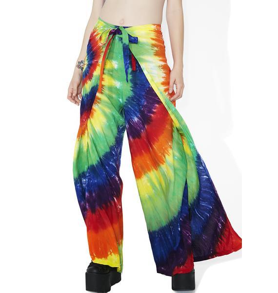 Saba Tie-Dye Pants