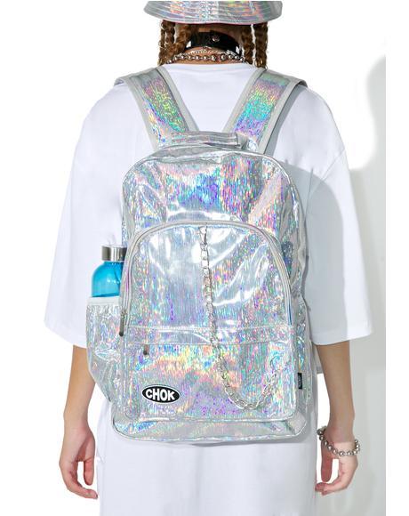 Hypernova Holographic Backpack