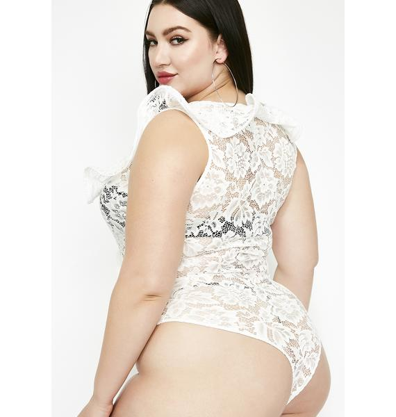Pure Wicked Love Lace Bodysuit