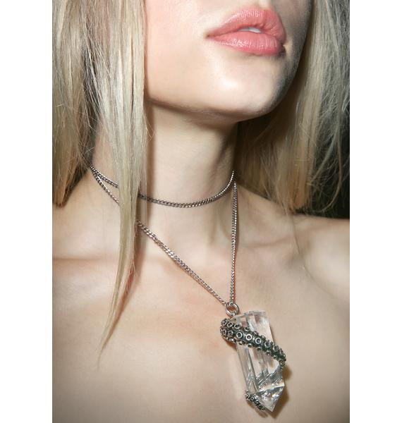 Killstar Cthulhu Necklace