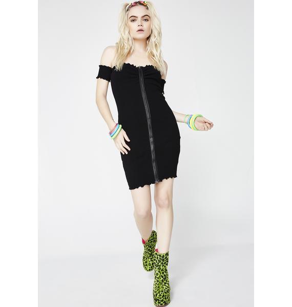Onyx Damn Gina Bodycon Dress