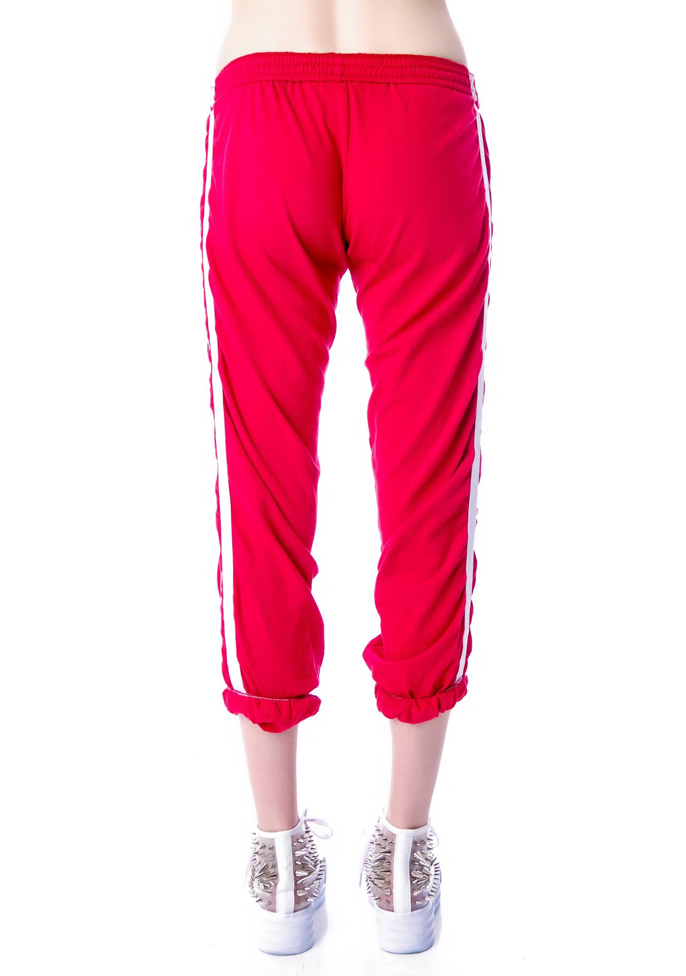 Rebel Yell Warm Up Sweats
