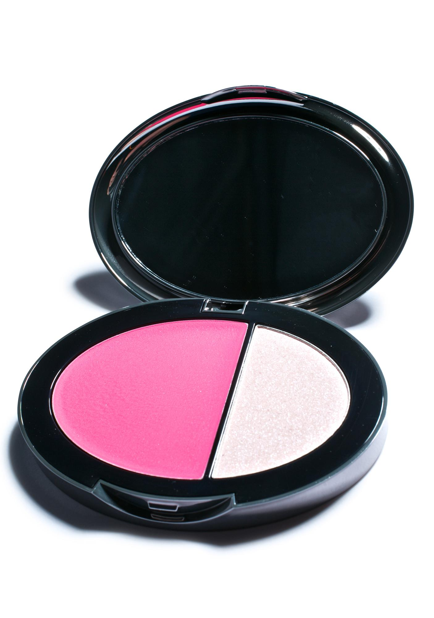 Tarina Tarantino Mr. Pink Dollskin Cream Blush Duo