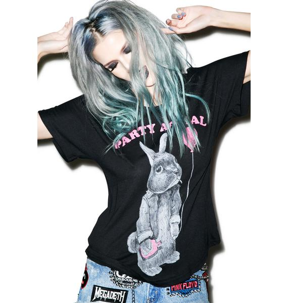 Too Fast Party Animal Tee