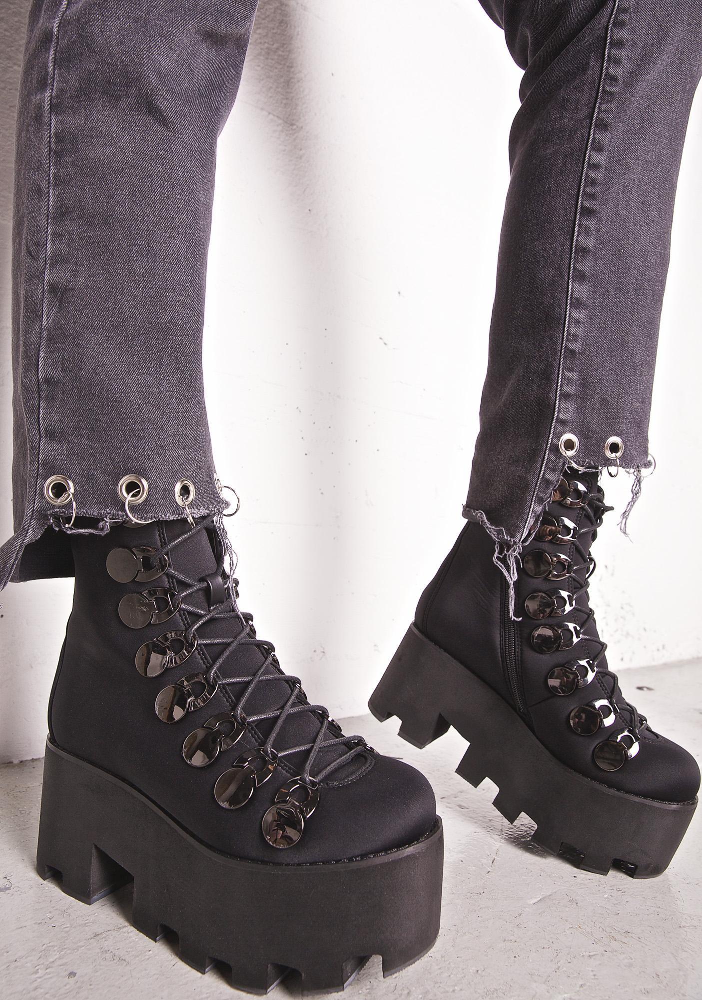 Current Mood Buggin' Boots