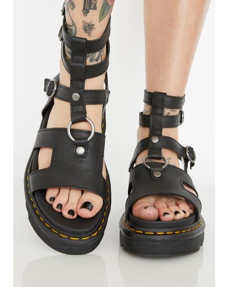 Adaira Temperley Sandals