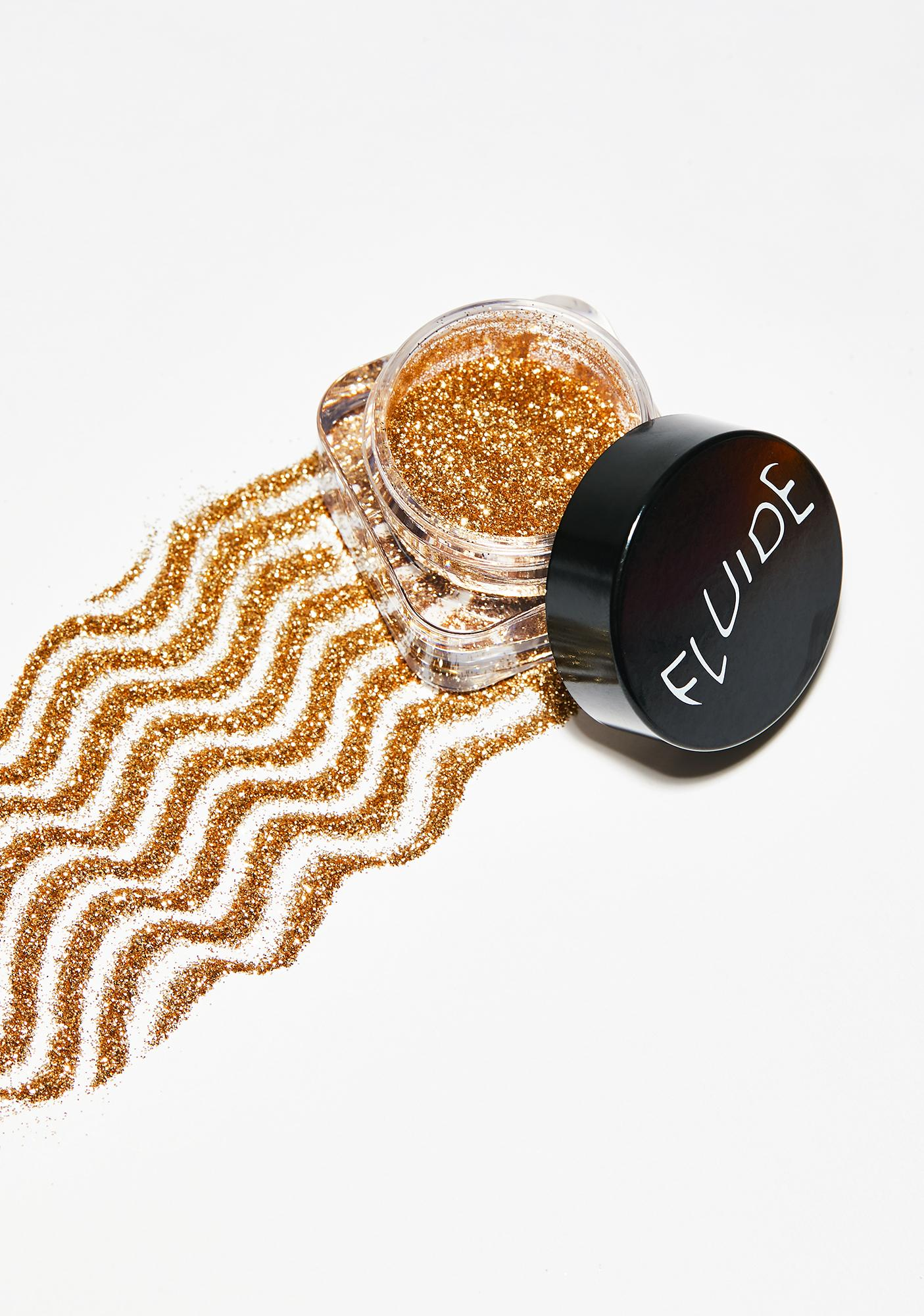 Fluide Gold Glitter