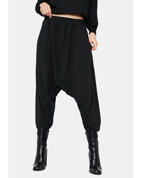 Darkest Soul Drop Crotch Sweatpants