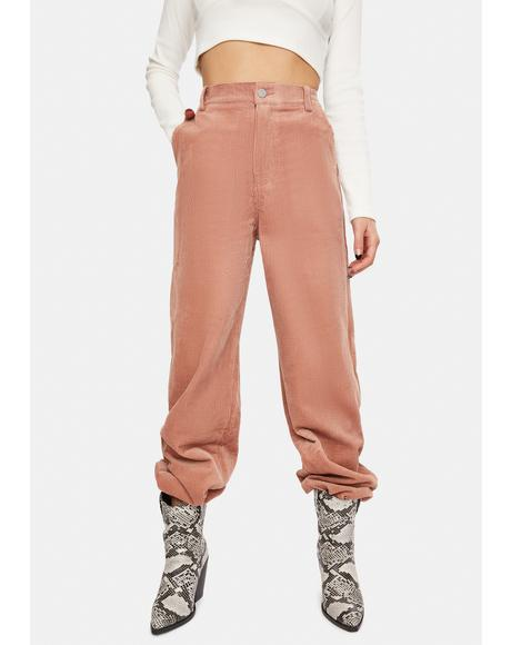 Brick Harriet Corduroy Pants