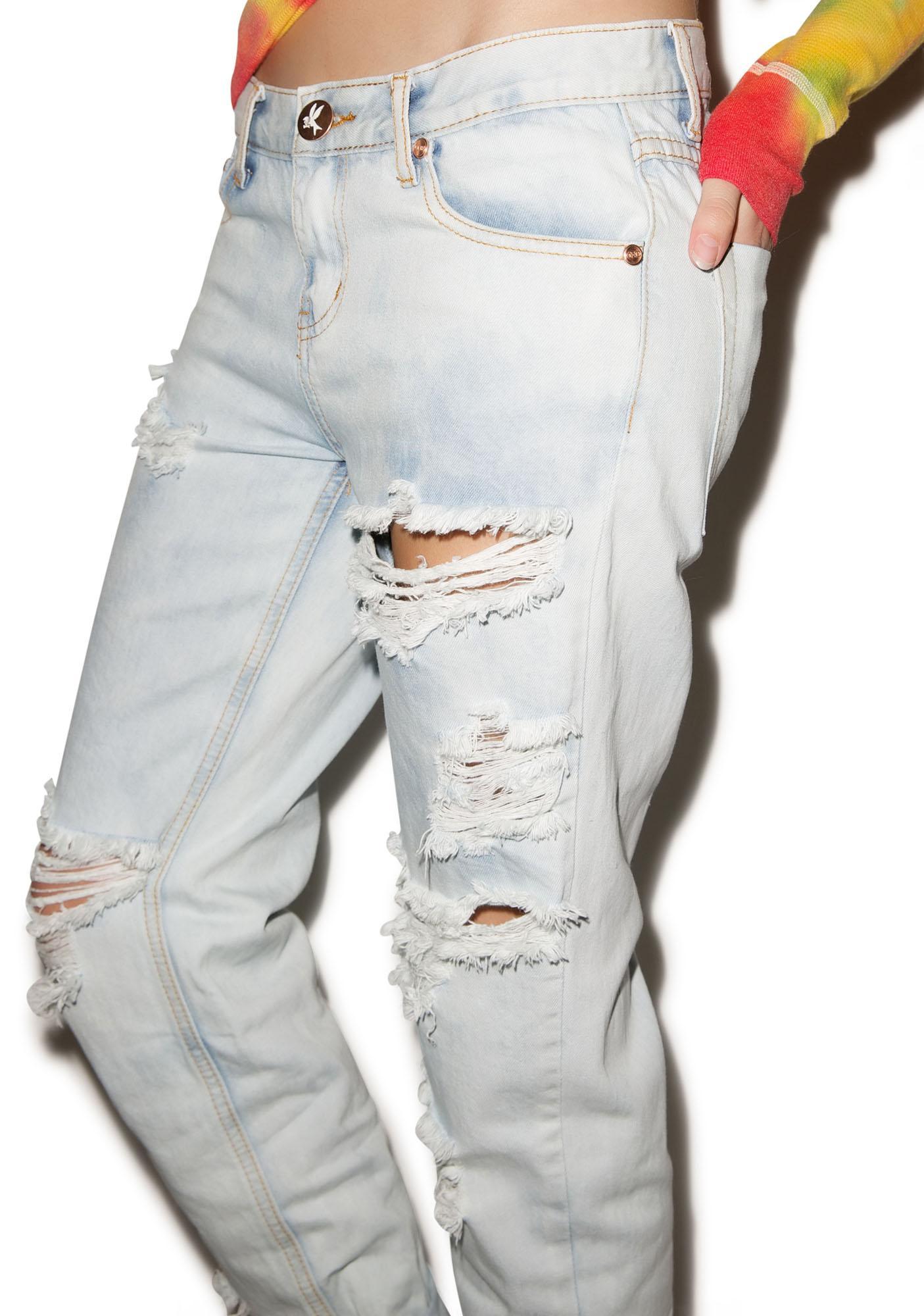 One Teaspoon Anarchy Baggies Pants