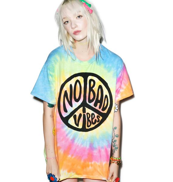 Burger And Friends No Bad Vibes Tee