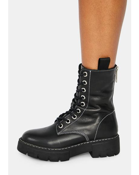 Kanyon Combat Boots