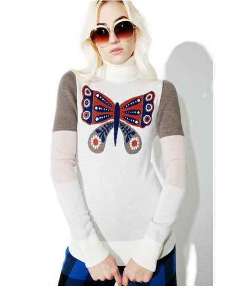 Mariposa Turtleneck