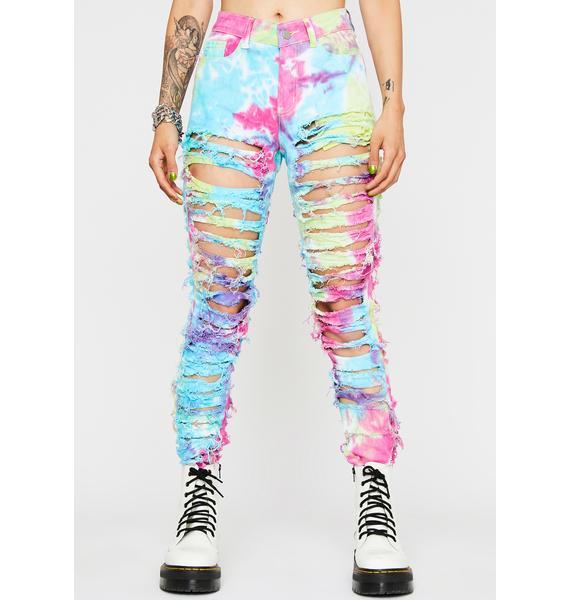 Twisted Thots Denim Jeans