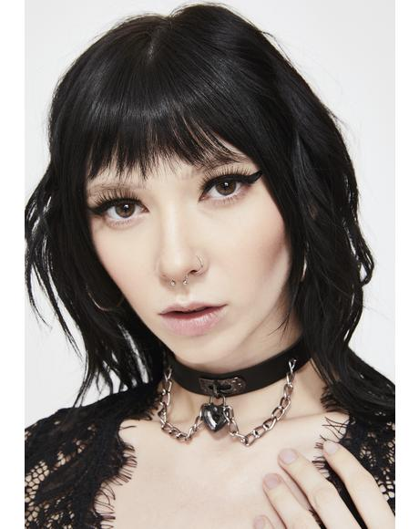 Nightmares Of Love Chain Choker