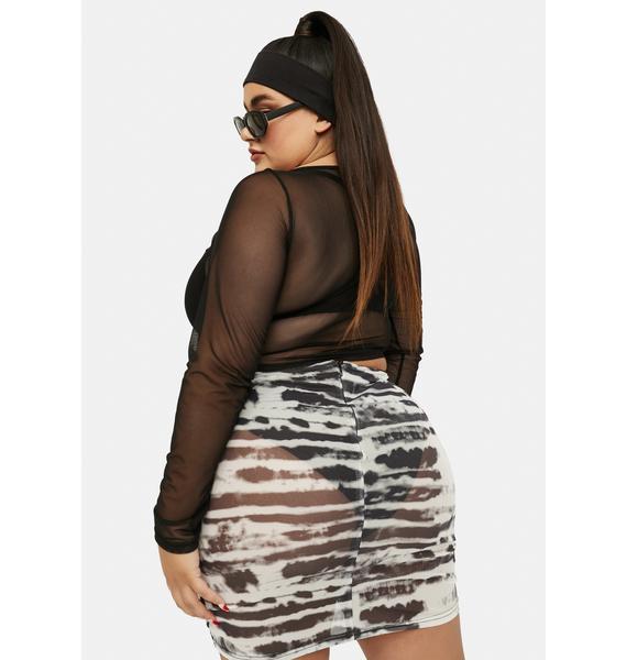 Mystic Total Tough Competition Mini Skirt