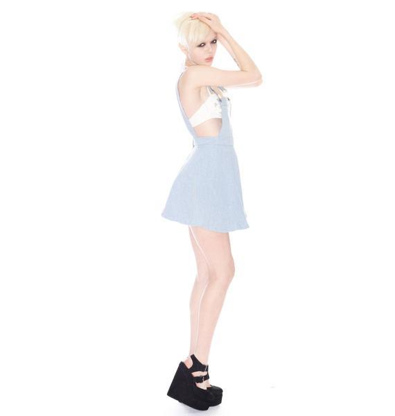 Stylestalker Teen Spirit Pinafore