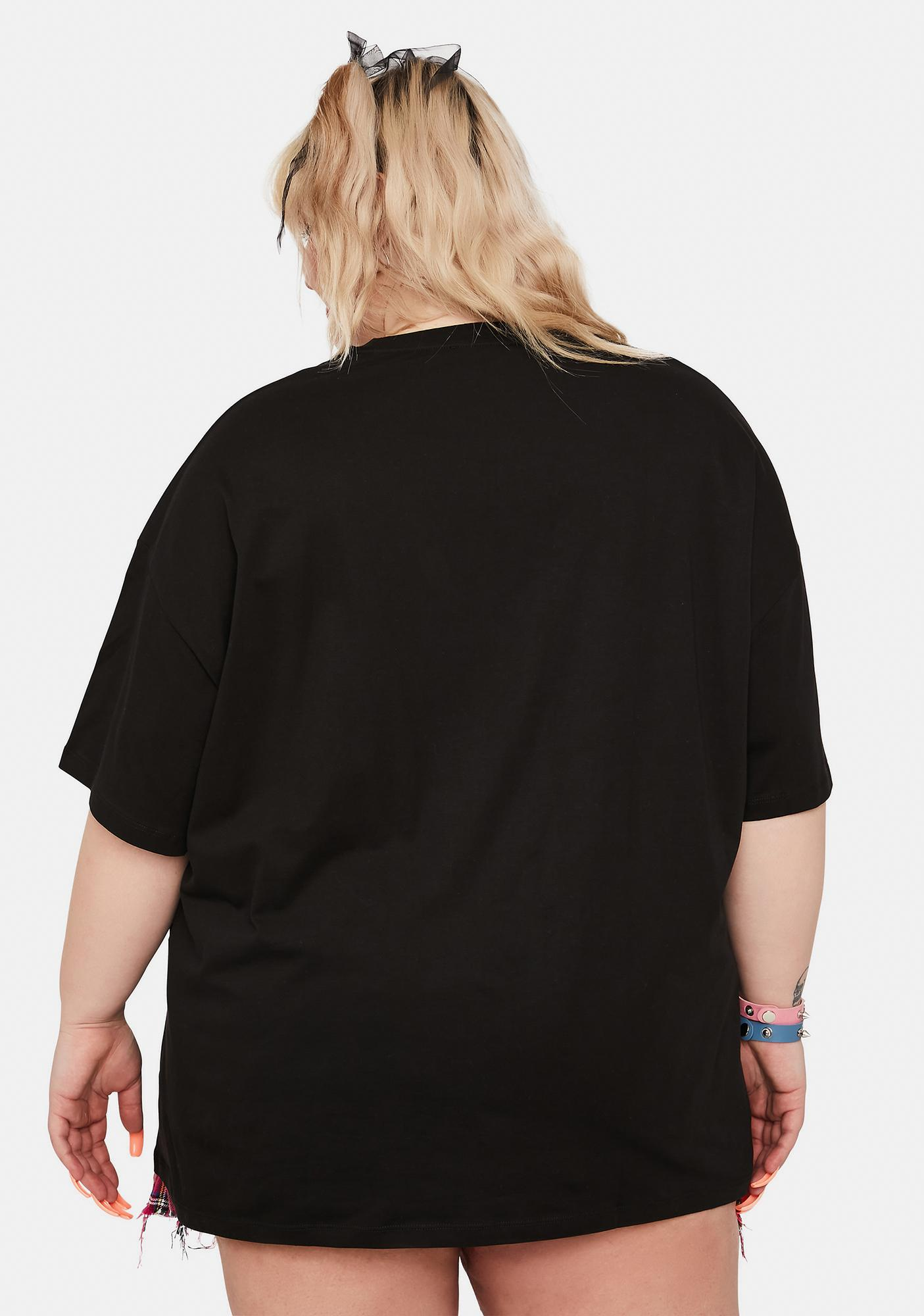 NEW GIRL ORDER Curve Kawaii T-shirt Dress