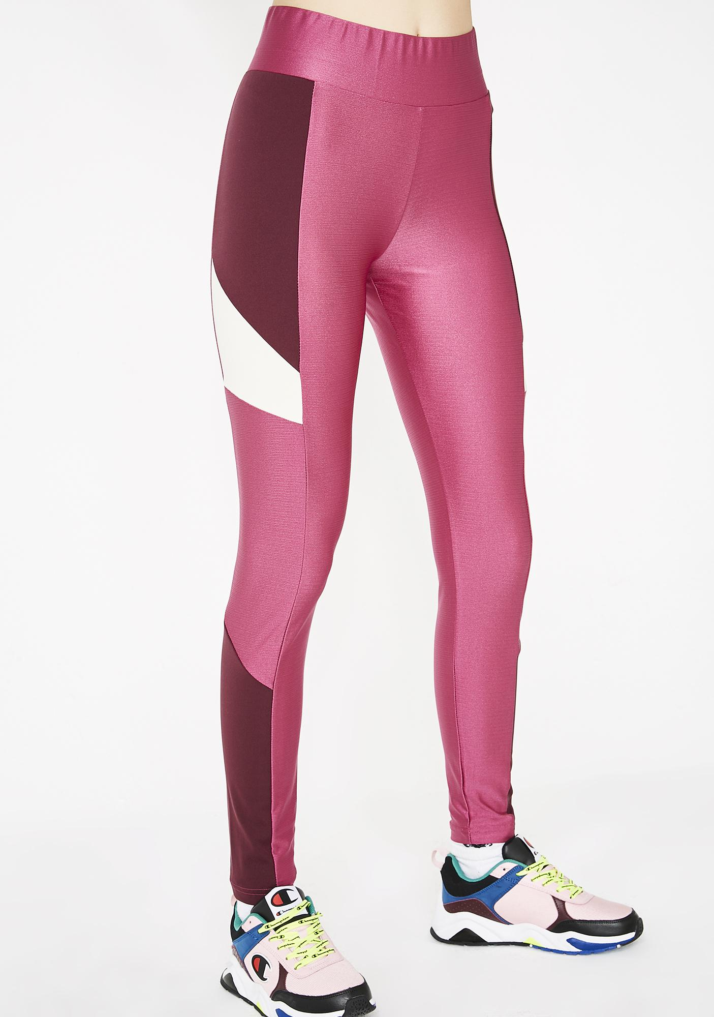 PUMA Blush Retro Leggings