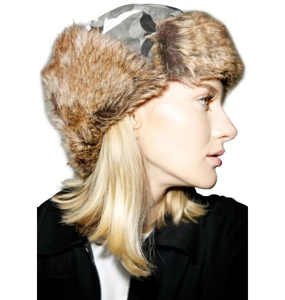 Duck Hunt Pilot Hat