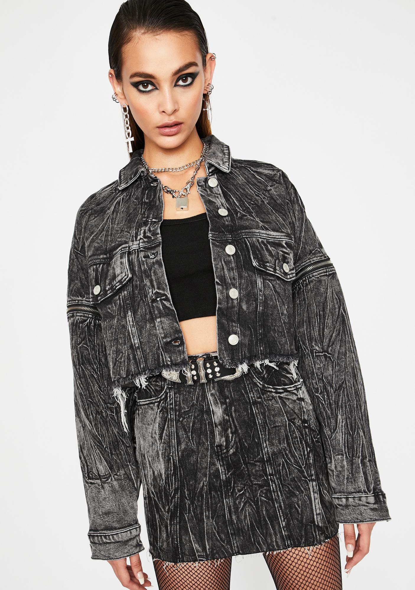 Dark Matter Convertible Jacket