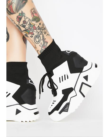 Guilty Pleasures Platform Sneakers