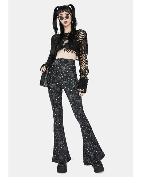 Spider Web Bellz Pants
