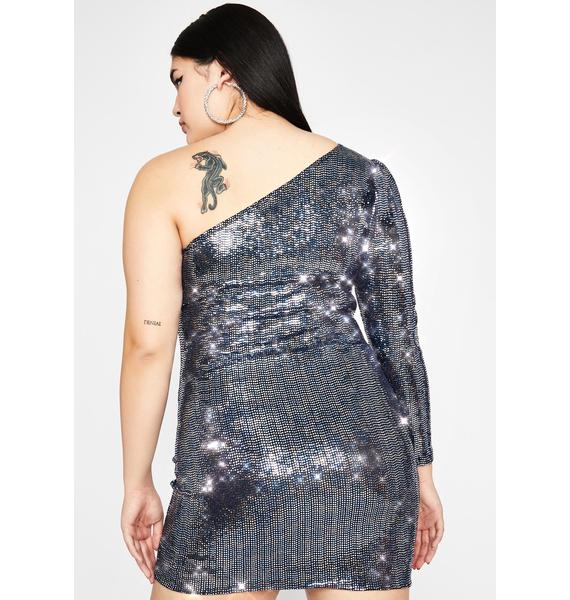 Hit The Hills Sequin Dress