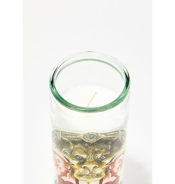 Last Craft Our Lady Of Holiday Altar Candle