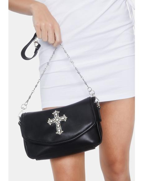 Holy Fool Barbed Wire Purse
