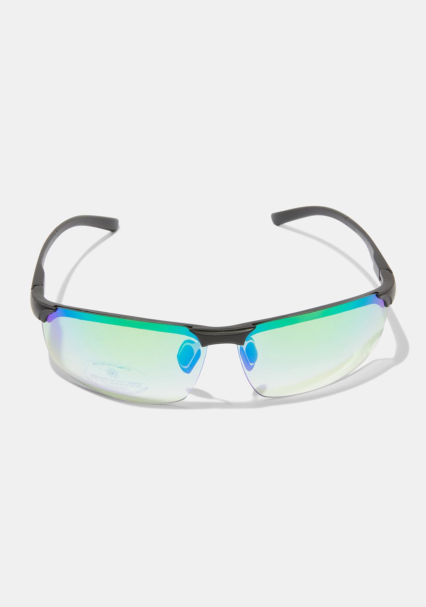 Action Star Frameless Sunglasses