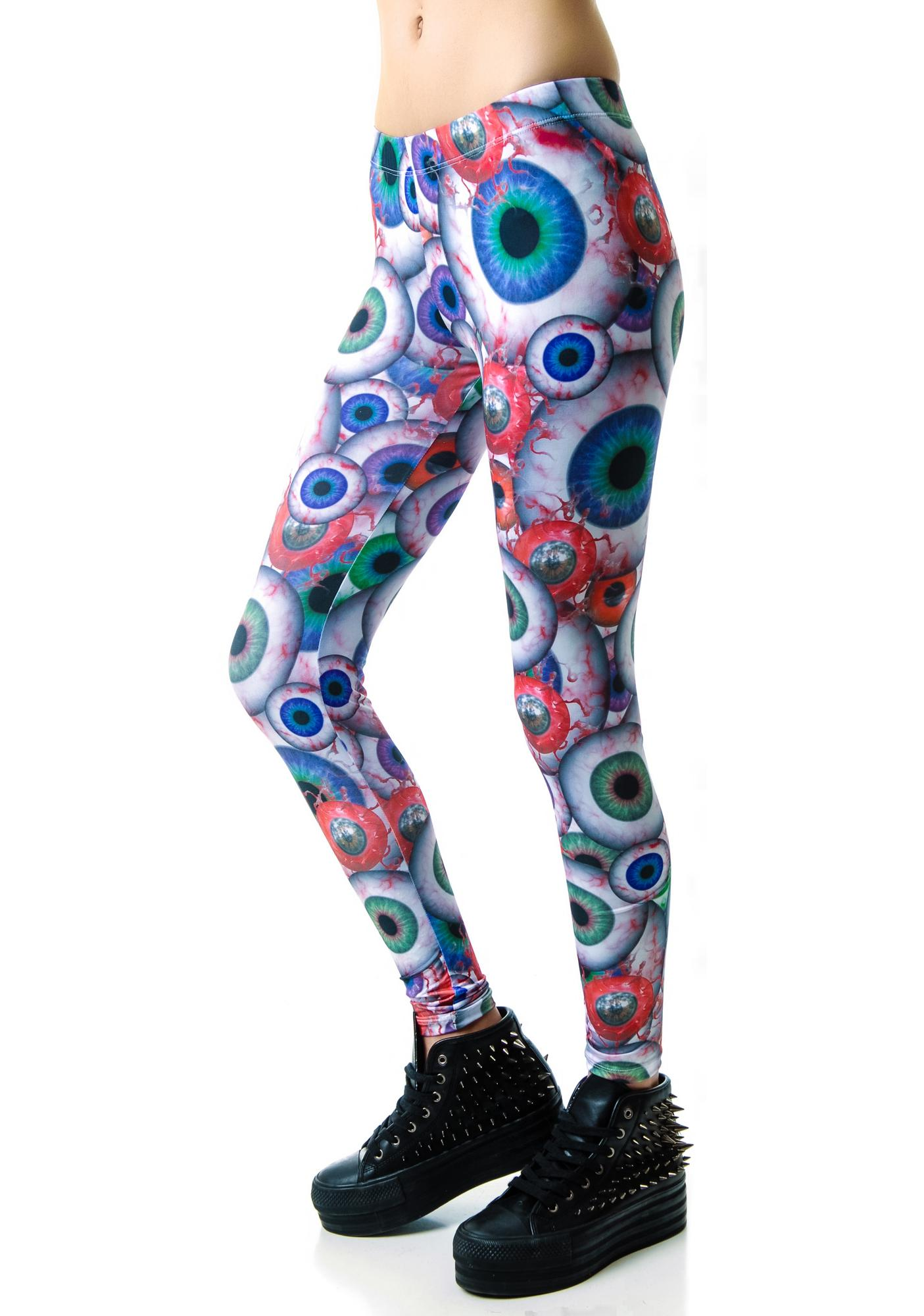 Kreepsville 666 Eyesore Leggings
