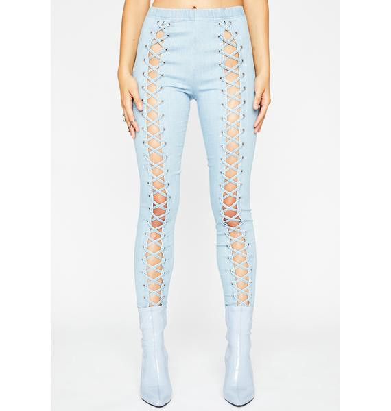 Poster Grl Verified Fatal Nancy Corset Leggings