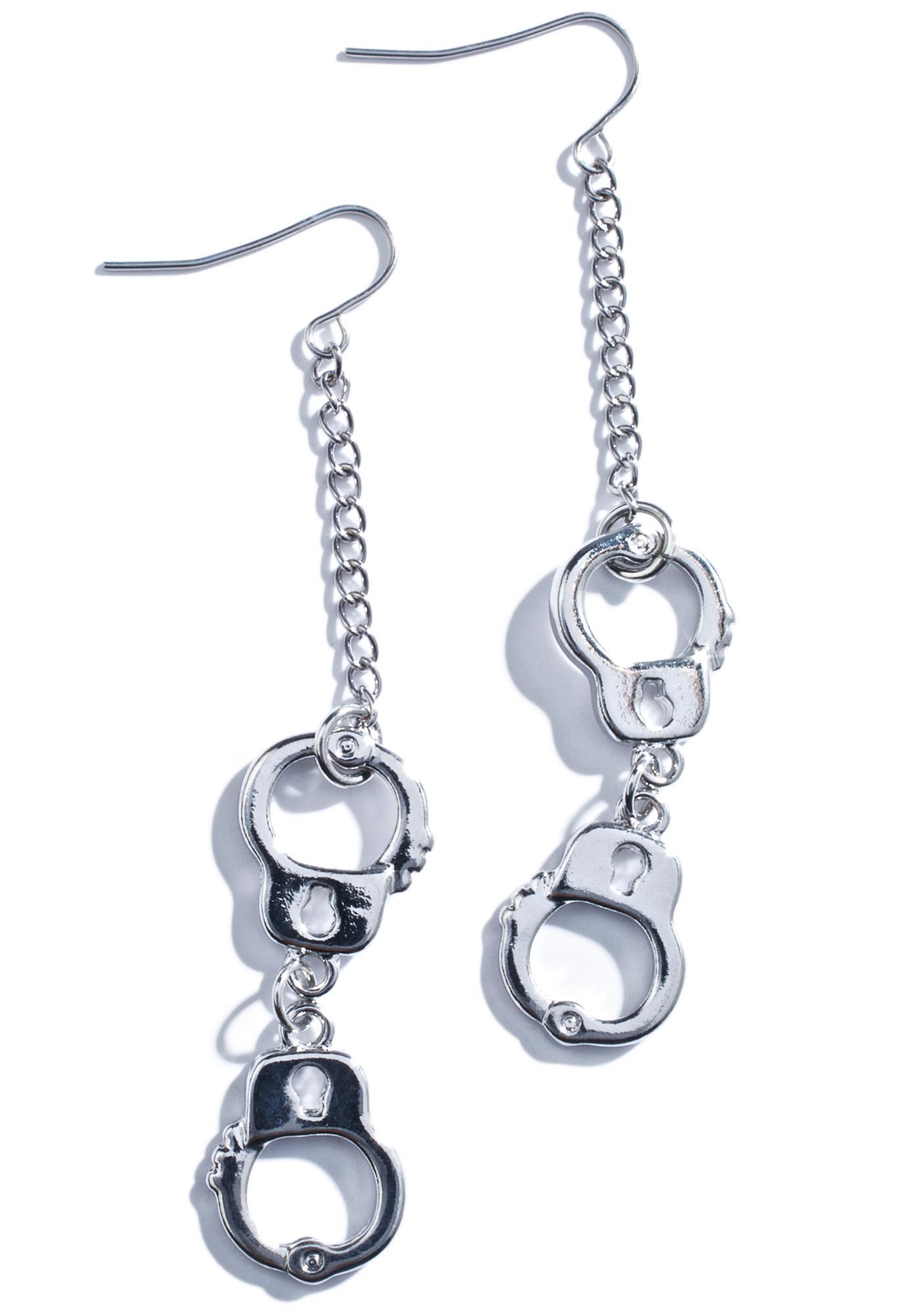 Lockup Earrings