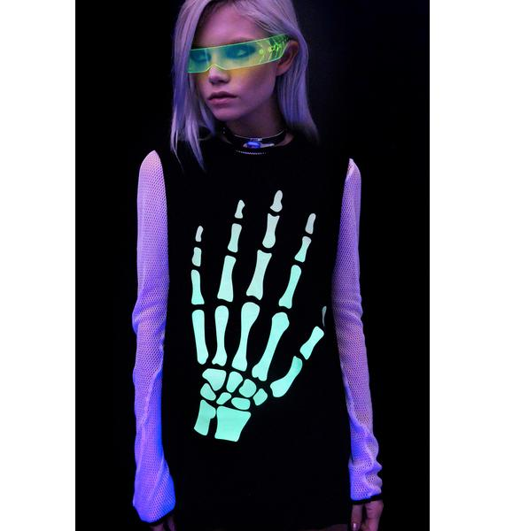 Iron Fist Fingers To The Bone Tank