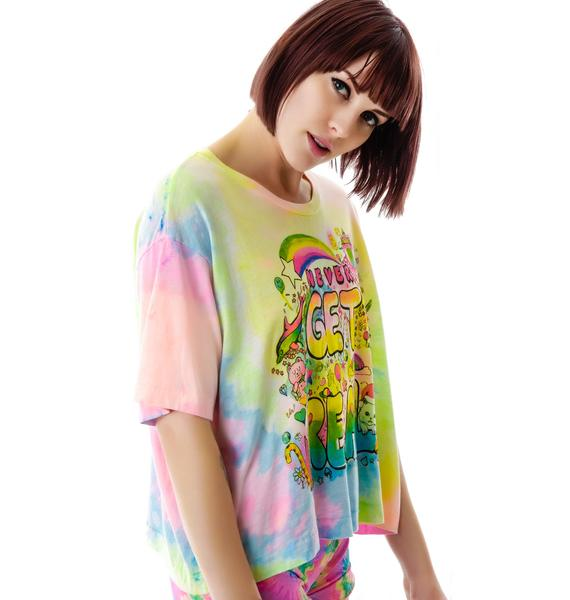UNIF Never Get Real Tee