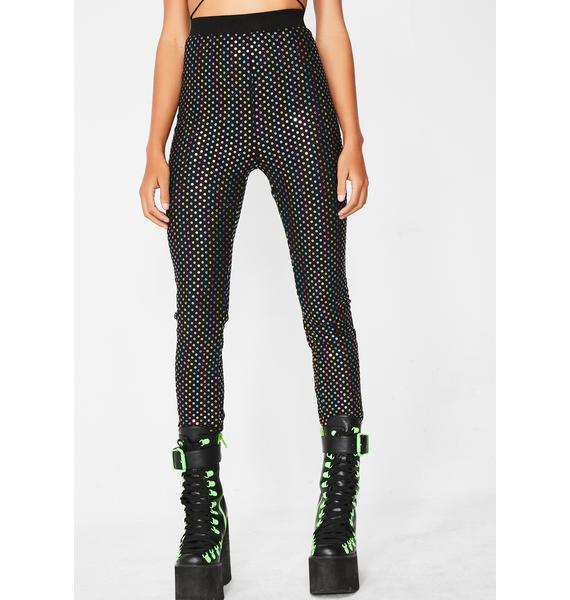 Jaded London Candy Tingz High-Rise Pants
