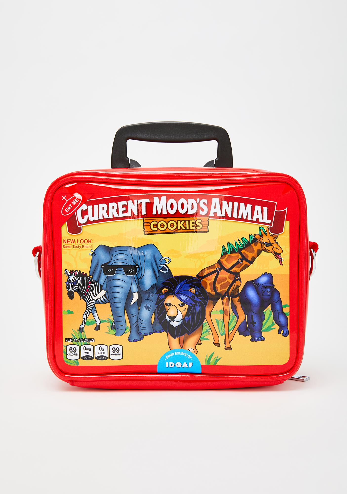 Current Mood Smart Cookie Lunch Box
