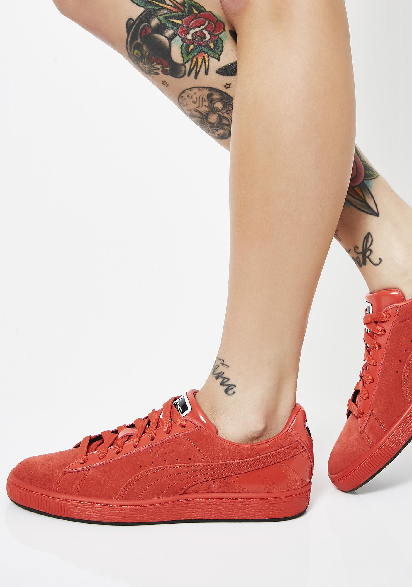 6f17c42c0325 PUMA x Mac Two Suede Classic Sneakers
