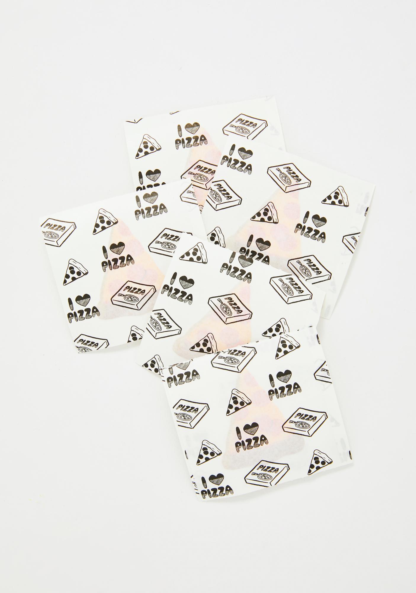 Pizza Bandages
