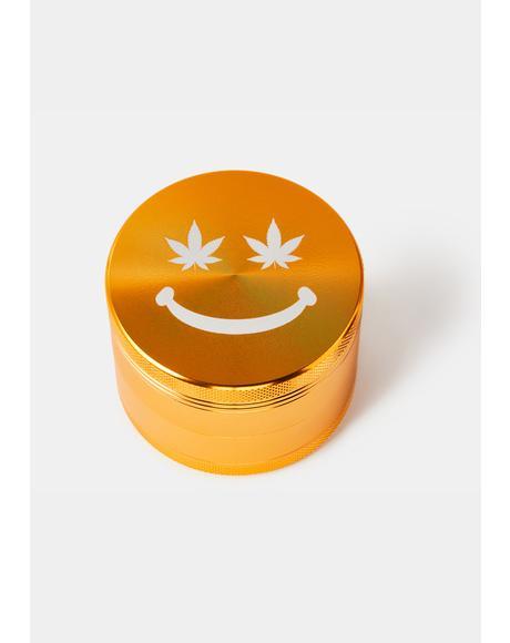 Smiley Grinder