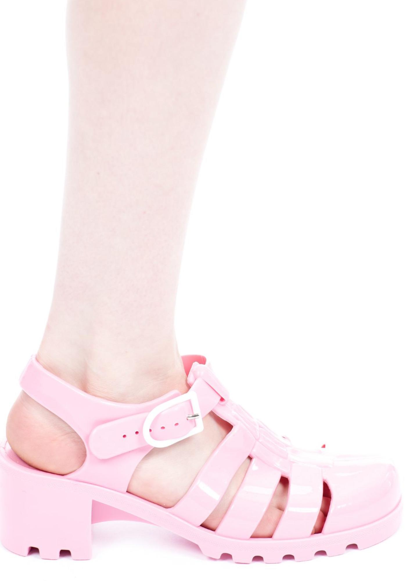 Juju Shoes Baby Jelly Sandals