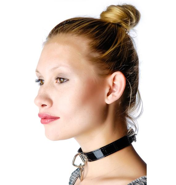 Ogasm O-Ring Collar Choker