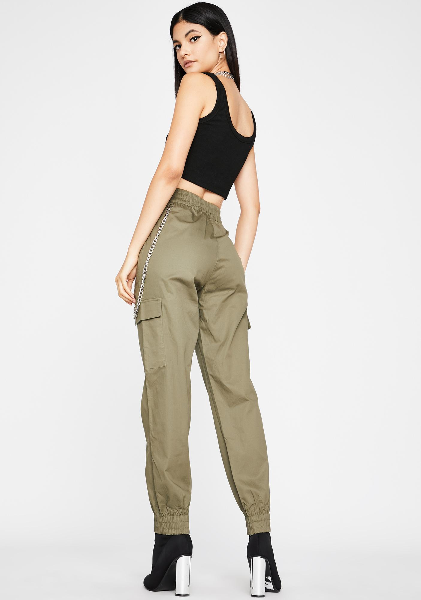 Moss Tactical Thirst Trap Cargo Joggers