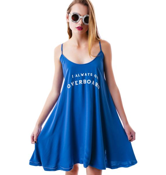 Wildfox Couture Off The Deep End Monaco Dress