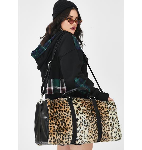 Current Mood Kitty Got Away Weekender Bag