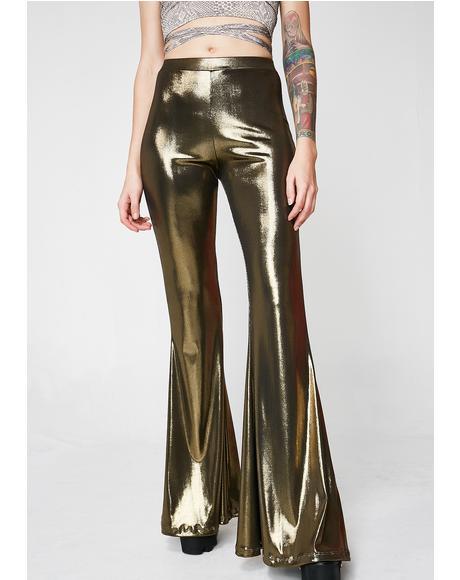 Golden Electric Feels Bells