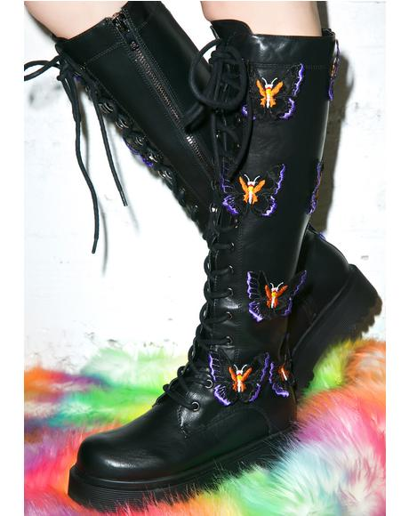 Betterfly Knee-High Boots