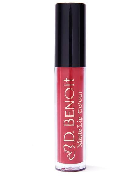 French Merlot II Matte Lip Colour